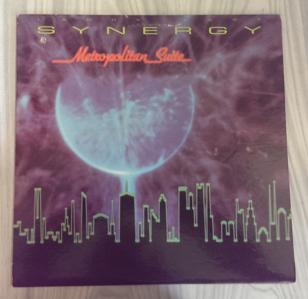 Synergy (Larry Fast) - Metropolitan Suite
