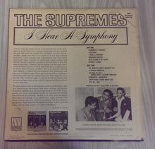 The Supremes - I Hear a Symphony