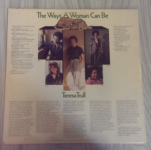 Teresa Trull - The Ways A Woman Can Be
