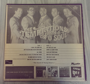 The Temptations - The Temptations with a Lot o' Soul