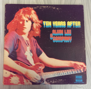 Ten Years After - Alvin Lee and Company