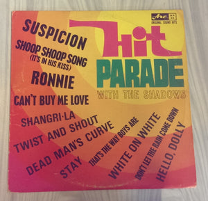 Various Artists - Hit Parade With The Shadows
