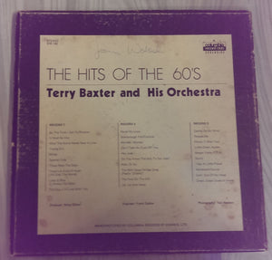 Terry Baxter and His Orchestra - The Hits of The 60s