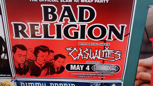 Bad Religion Poster