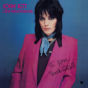 Joan Jett and the Blackhearts - I Love Rock and Roll