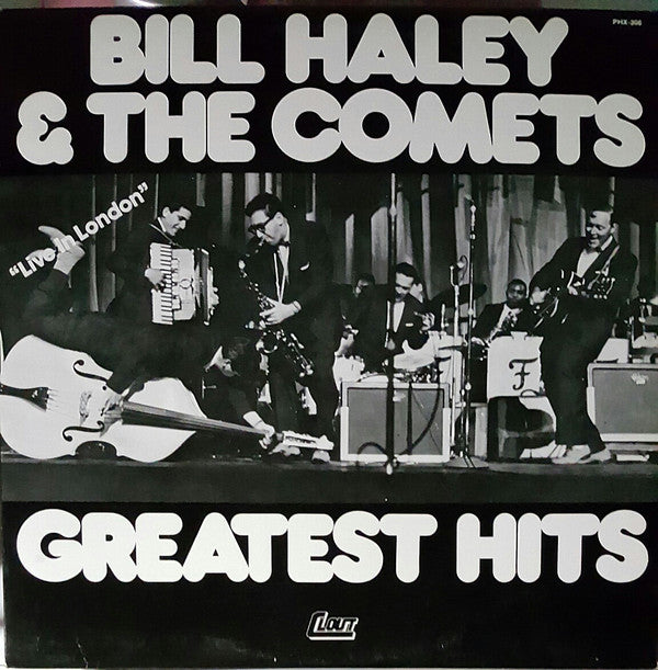 Bill Haley And The Comets* ‎– Live In London '74