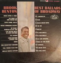 Brook Benton ‎– Best Ballads of Broadway