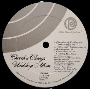 Cheech & Chong - Wedding Album