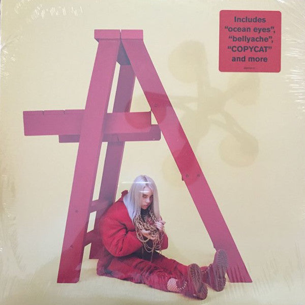 Billie Eilish ‎– Dont Smile At Me (NEW PRESSING)
