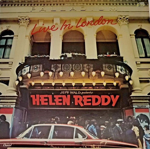 Helen Reddy ‎– Live In London
