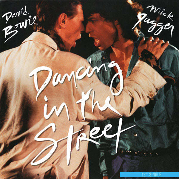 Bowie* / Jagger* ‎– Dancing In The Street (12
