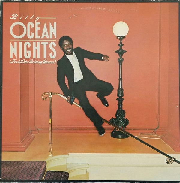 Billy Ocean ‎– Nights (Feel Like Getting Down)