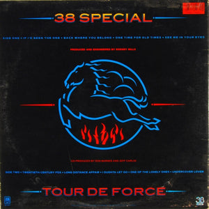 38 Special ‎– Tour De Force