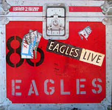 Eagles ‎– Eagles Live (2 record set)