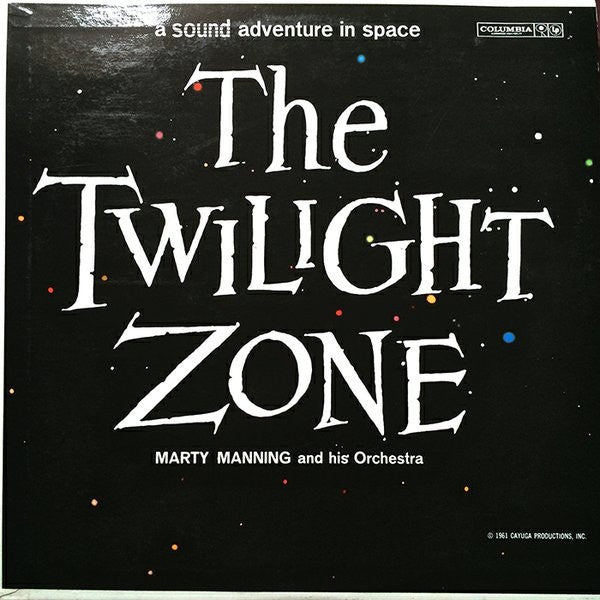 Marty Manning ‎– The Twilight Zone