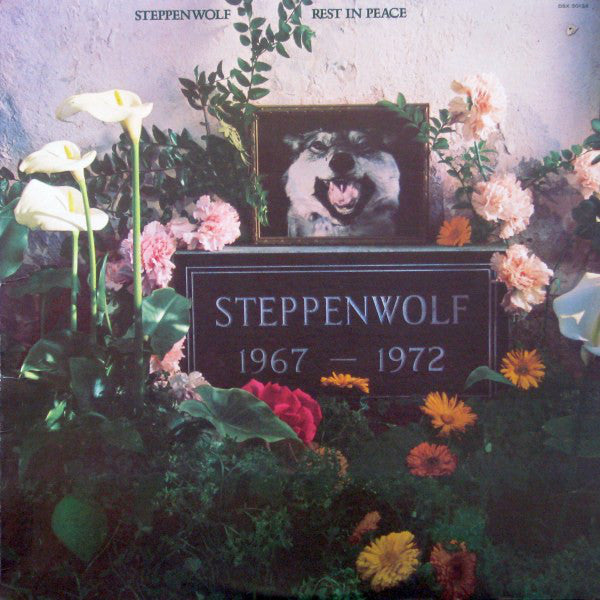 Steppenwolf ‎– Rest In Peace