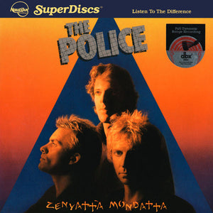 The Police ‎– Zenyatta Mondatta (REMASTERED)