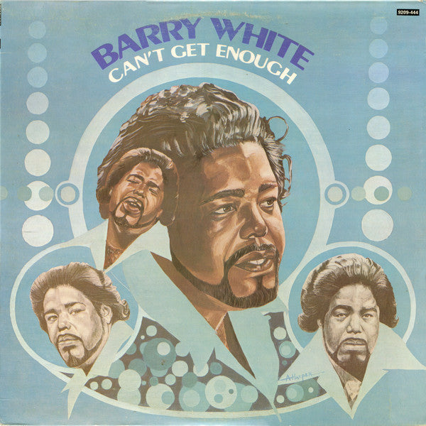 Barry White ‎– Can't Get Enough