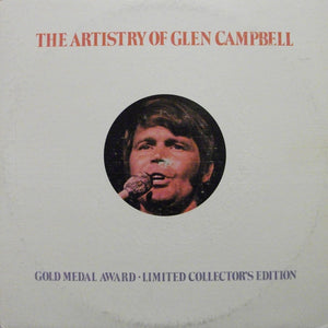 Glen Campbell ‎– The Artistry Of Glen Campbell
