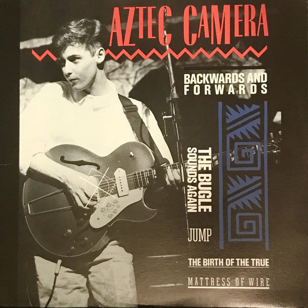 Aztec Camera ‎– Backwards And Forwards