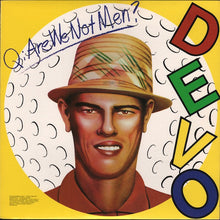 Devo ‎– Q: Are We Not Men? A: We Are Devo! (MARBLE VINYL)