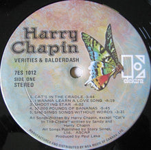 Harry Chapin ‎– Verities & Balderdash