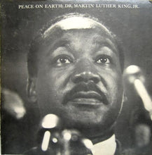 Dr. Martin Luther King, Jr. ‎– Peace On Earth