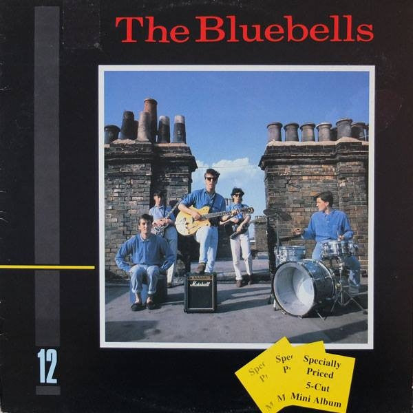 The Bluebells ‎– The Bluebells  (5 cut mini album)
