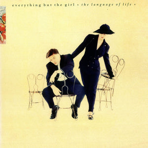 Everything But The Girl ‎– The Language Of Life