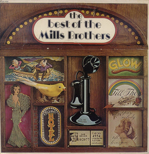 The Mills Brothers ‎– The Best Of The Mills Brothers