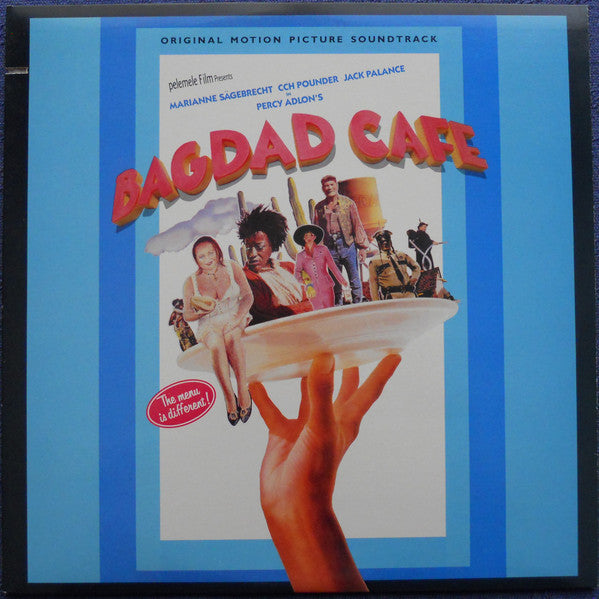 Various ‎– Bagdad Cafe (Original Motion Picture Soundtrack)
