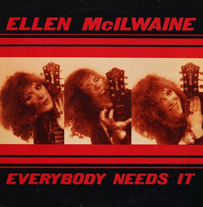 Ellen McIlwaine With Jack Bruce ‎– Everybody Needs It
