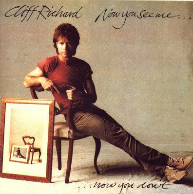 Cliff Richard ‎– Now You See Me... Now You Don't
