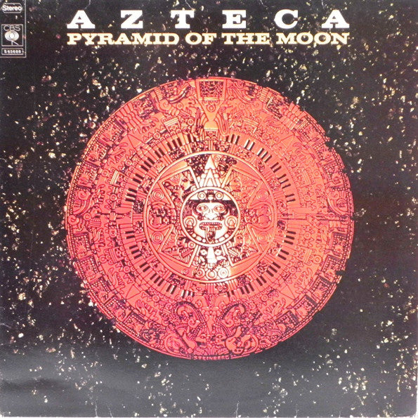 Azteca ‎– Pyramid Of The Moon