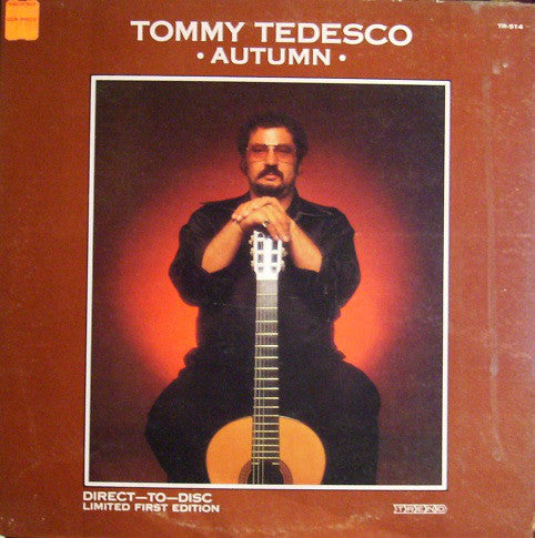 Tommy Tedesco ‎– Autumn