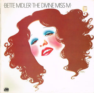 Bette Midler ‎– The Divine Miss M
