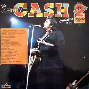 Johnny Cash ‎– The Johnny Cash Collection - Vol. 2