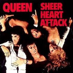Queen ‎– Sheer Heart Attack