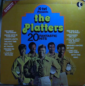 The Platters ‎– 20 Fantastic Hits