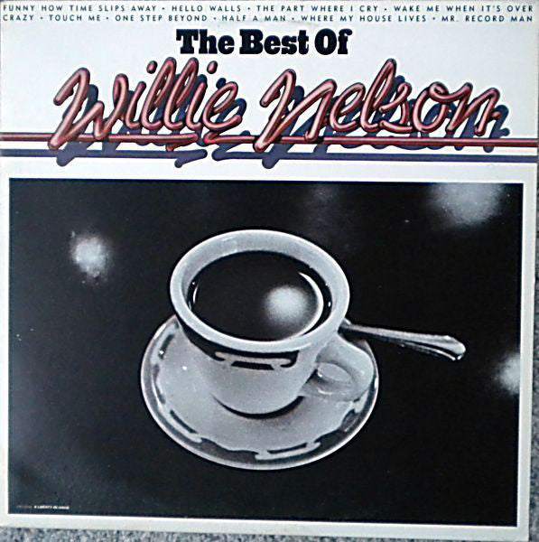 Willie Nelson ‎– The Best Of Willie Nelson