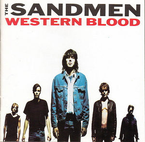 The Sandmen (2) ‎– Western Blood