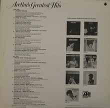 Aretha Franklin ‎– Aretha's Greatest Hits