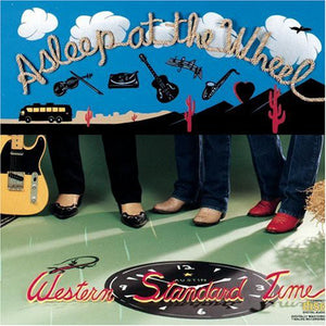 Asleep At The Wheel ‎– Western Standard Time