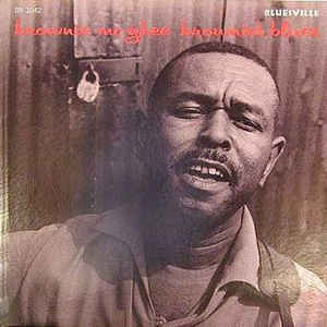 Brownie McGhee ‎– Brownie's Blues