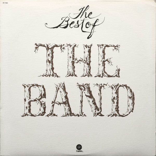 The Band ‎– The Best Of The Band