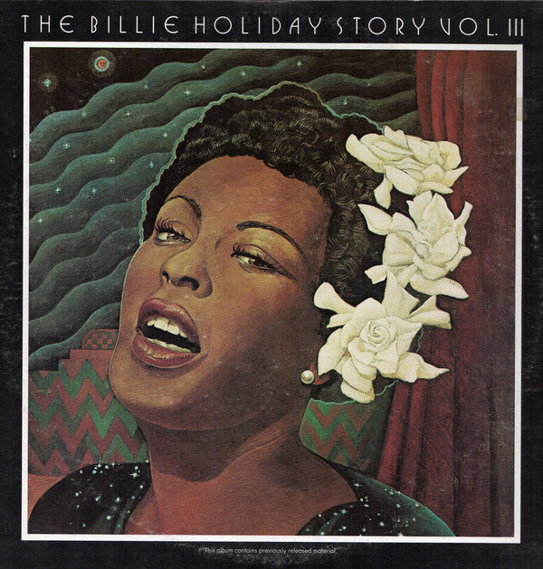 Billie Holiday ‎– The Billie Holiday Story Volume III