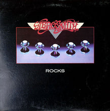 Aerosmith ‎– Rocks