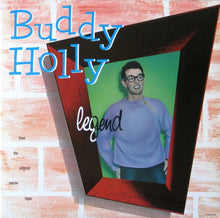 Buddy Holly ‎– Legend (From The Original Master Tapes)