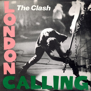 The Clash ‎– London Calling (2 record set)