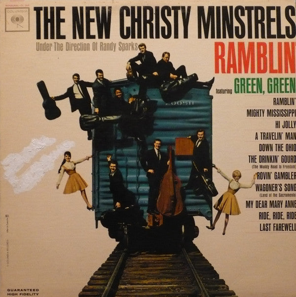 The New Christy Minstrels ‎– Ramblin'